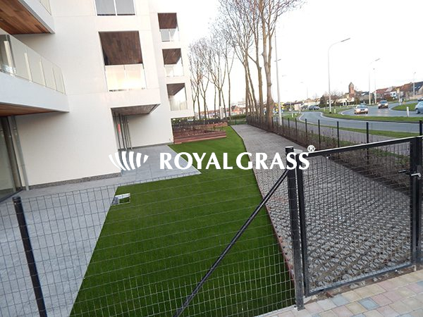 Project: Groendak Oostende Royal Grass Velvet