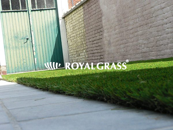Project: Kunstgras Royal Grass Satin Oost Vlaanderen